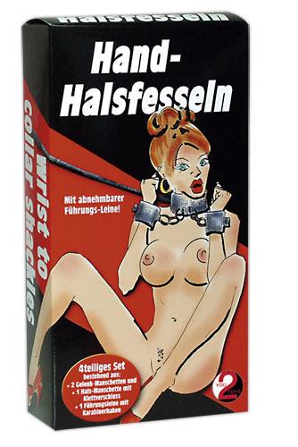 Image of   Hånd/hals bånd