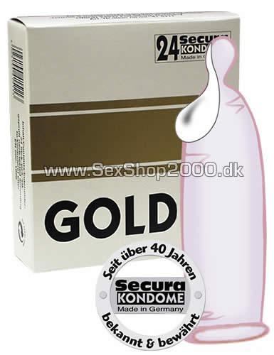 Secura gold Ekstra fugtig 24 stk