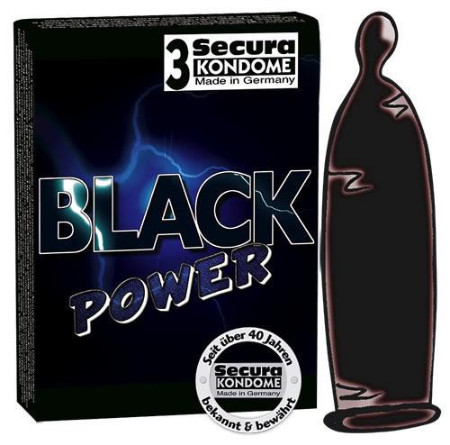 Billede af Secura Black Power 3 stk