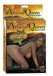 Image of   African Queen - Lulu