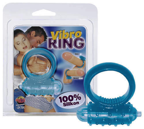 Image of   Vibro Ring Blue