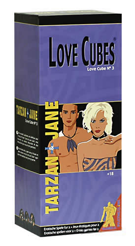 Love Cube Tarzan and Jane