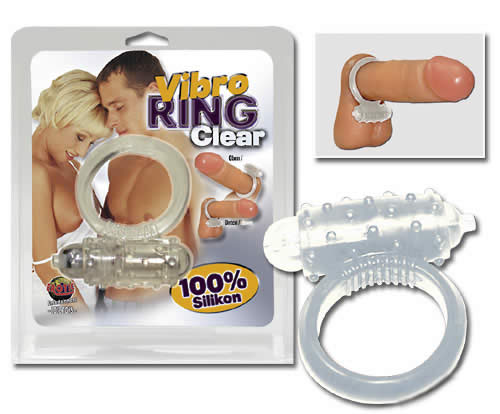 Image of   Vibro Ring Clear