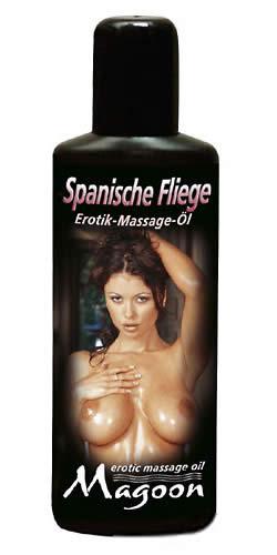 Image of   Spanish Fly massage olie - 100ml