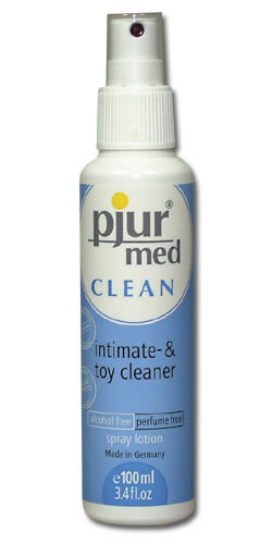 Pjur clean Spray 100 ml