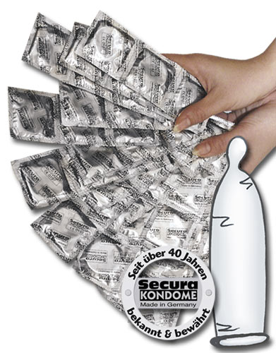 Image of   Secura Transparent 1000