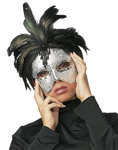Maske Sølv