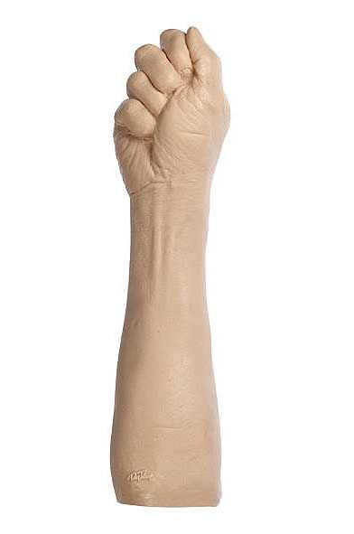 Image of   The natural fist of adonis