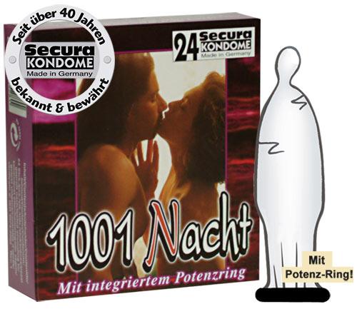 Secura 1001 nat - 24 stk