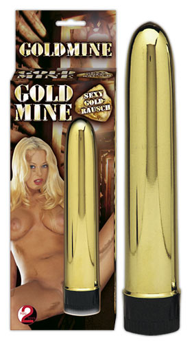 Image of   Goldmine - Gylden vibrator