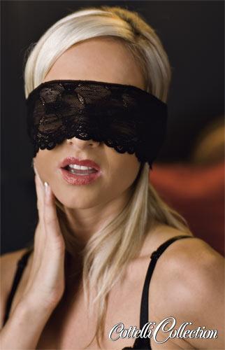 Image of   Sylvie Bondage blonde Tørklæde