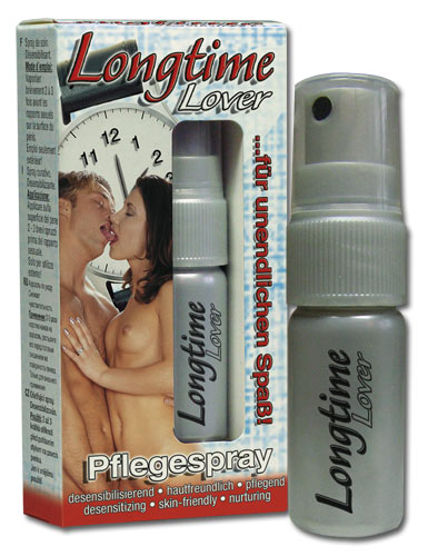 Longtime Lover Spray 15ml