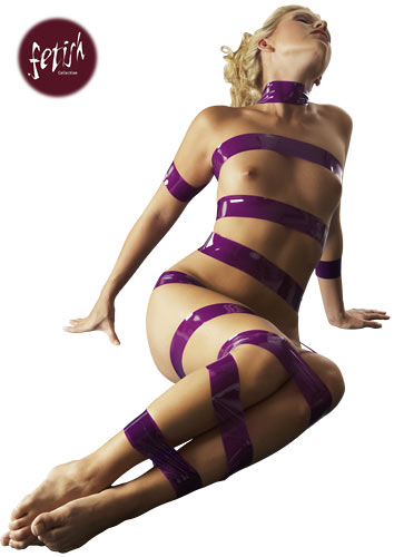 Image of   Bondage Tape Lilla