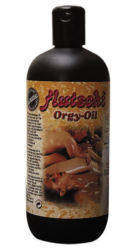 Flutschi Orgy Olie og Glidecreme 500 ml