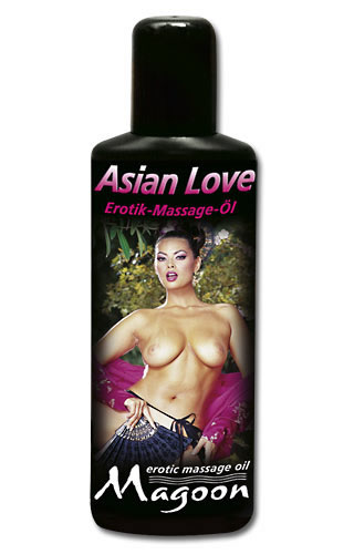 Magoon Asian Love Massageolie - 100 ml