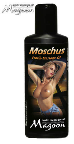 Magoon Moskus massage olie 50 ml
