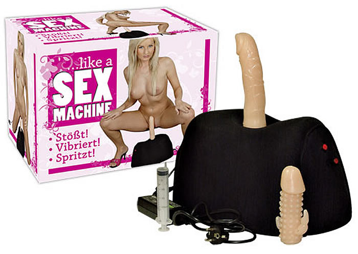 Image of   Like a SexMachine - Sexmaskinen
