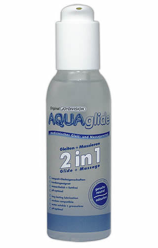 Image of   Aquaglide 2 i 1 - 125 ml