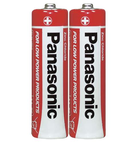 Panasonic AA batterier - 2 stk