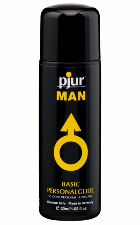 Billede af Pjur Man Basic Silikone Glidecreme 30 ml