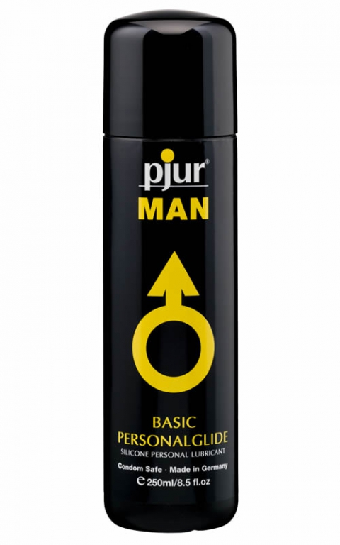 Pjur Man Basic Silikone Glidecreme 250 ml