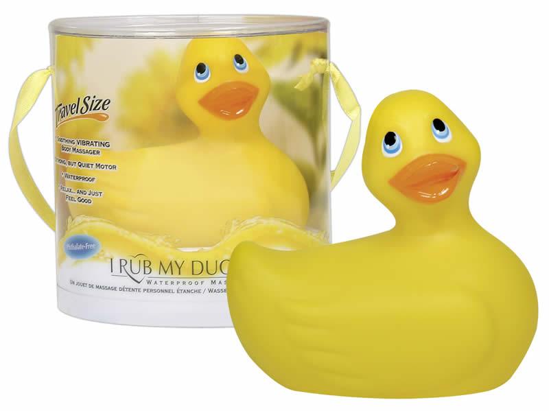 Image of   I Rub My Duckie - Fræk Badeand